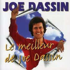 JOE DASSIN - Le Meilleur De Joe Dassin - CD - NEW