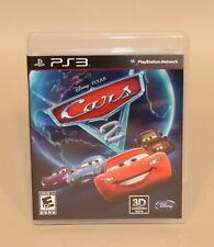 PlayStation 3 PS3 Game Disney Pixar Cars 2 Complete 712725021252