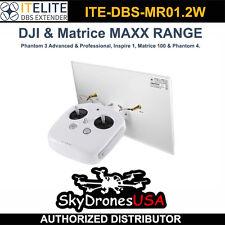 Itelite DBS Antenna ITE-DBS-MR01.2W MaxxRange 14dBi - DJI P4 P3 Adv / Pro