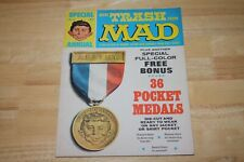 The TWELFTH 12th Annual MORE TRASH FROM MAD 1969 ALL 36 POCKET MEDALS Complete
