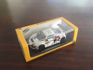 Spark Audi R8 LMS - 2012 Bathurst 12 Hour - 1/43 Scale - AS004