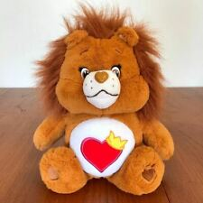 Brave Heart Lion Care Bears Cousins Plush Stuffed Animal Doll
