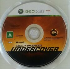 Need for Speed: Undercover (Microsoft Xbox 360, 2008) - Free Postage