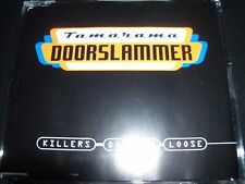 Tamarama Doorslammer Killers On The Loose Australian CD Single – Like New