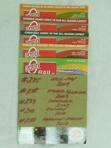 CTT, Classic Toy Train, O Scale Railroader, O Gauge Rail Roading, Magazine,