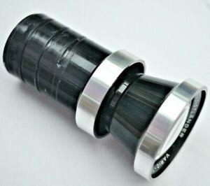 Zeiss Ikon Vario-Talon 3.5/70-120mm Voigtländer Dia-Zoomobjektiv Norm-Rillentubu