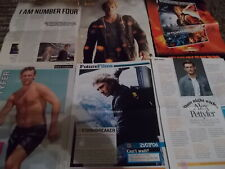 ALEX PETTYFER  CELEBRITY  CLIPPINGS PACK  GOOD CONDITION