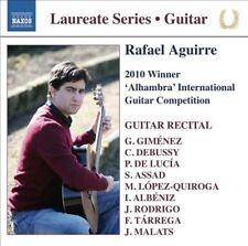 Guitar Laureate Series: Rafael Aguirre 2010 Winner of the Alhambra International