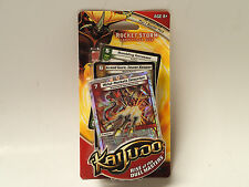 KAIJUDO CCG Rise of the Duel Masters factory sealed Deck: ROCKET STORM