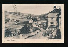 Devon LEE Valley & Poem reverse re Fuschia Valley 1906 PPC Wyndham Series #3792