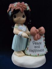 BNIB Precious Moments Ma-Holo-Day WISHES FOR YOU, 111155 Chapel Exclusive RARE!!