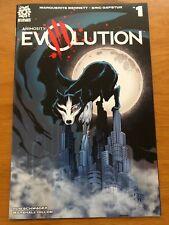 ANIMOSITY EVOLUTION #1  ERIC GAPSTUR  AFTERSHOCK COMICS 2017 NM+