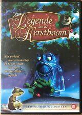 DE LEGENDE VAN DE KERSTBOOM - DVD