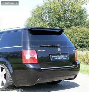 Roof Spoiler for VW Passat B5.5+ Variant Avant Unversal trunk wing cover
