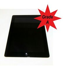 "Apple iPad 2 16GB MC769LL/A A1395 Wi-Fi 9.7"" Black & Silver Great Condition 9.3"