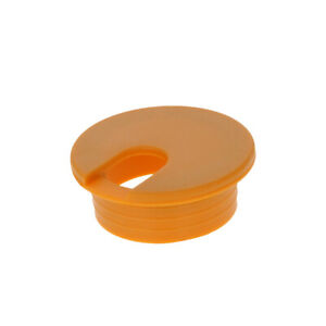 35/50/53/60/80mm Plastic Table Cable Wire Hole Cover Computer Desk Grommet Tidy