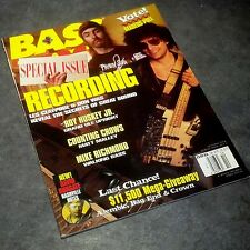 Bass Player October 1994 Les Claypool