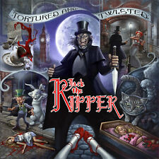 JACK THE RIPPER-Tortured Twisted CD Raven Bitch,VXN,Mystique,M.C. Blade,Private