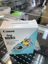 Canon ivy CLIQ 2 Instant Camera Printer (K1)