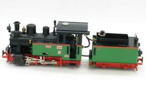 LGB Aster G Scale Live Steam Frank S Engine and Tender 2901