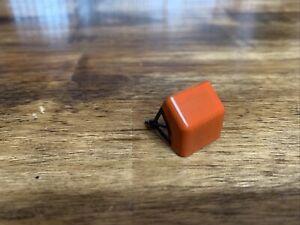 1/64 custom small orange umbrella farm toy