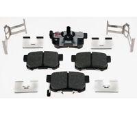 Disc Brake Pad Set-FWD Rear Raybestos EHT1086H