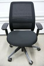 Steelcase Series 2 Black Fabric Office Chair New Open Box