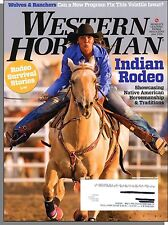 Western Horseman - 2015, June - Showcasing Native American Horsemanship