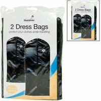 1/4 PACK SUIT BAG DRESS CLOTHES BAGS TRAVEL PROTECTOR CARRIER GARMENT  STORAGE