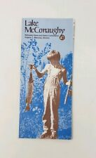 1980 Lake McConaughy Vintage Brochure - Nebraska Game & Parks Commission