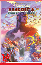 MARVEL NOW! CAPTAIN AMERICA 5 05 T05 TPB Hardcover intégrale Panini # NEUF #