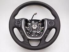 OEM Steering Wheel Black Polyester Honda Pilot 78500-TG7-A012 LX/EX Model