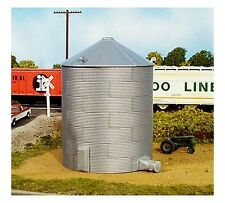 Rix (HO-Scale) #628-0304 Corrugated 33' Grain Bin - NIB