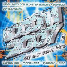 BOOM 2007 - The Third - 2 CD NEU Mia Lafee US5 Befour Joy Denalane Revolverheld