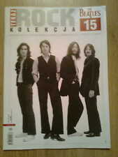 Polish Music Magazine front THE BEATLES