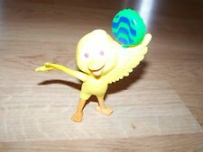 2011 McDonald's #8 Rio Nico Yellow Canary Bird Action Figure PVC Toy Bottle Cap