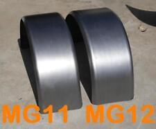 """Mudguard, round, Trailer, Hot rod, Trike 305mm 12"""" 1.6mm steel"""