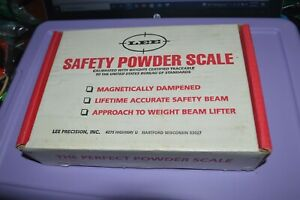 NEW LEE SAFETY POWDER SCALE