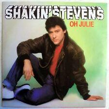 "Shakin' Stevens - Oh Julie - 7"" Single - 1981 - UK - Picture Sleeve - NEW"