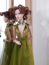Superfrock Superdoll Sybarite SALON outfit GREEN BLUSH