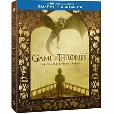 Season 5 Game of Thrones DVDs & Blu-ray