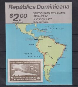 T452. Dominica - MNH - Culture - Maps - Imperf