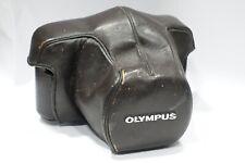 Olympus OM ever ready camera case, 14N, Rare Brown fits M1 OM1 OM2 OM3 OM4 OM3Ti