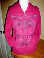 Limited Express Jacket w Hoodie LS Full Zip Size M