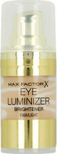 Max Factor Skin Luminizer Brightener Foundation Concealer Fair/Light (3 PACK)
