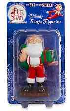 Authentic THE ELF ON THE SHELF STORY Santa Claus Figurine Christmas Ornament