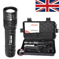 X800 Shadowhawk 10000LM tactique Lampe Torche crée T6 LED Militaire Kit cadeau