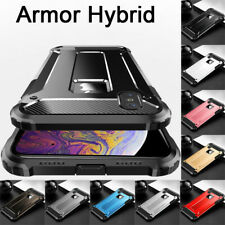 Case For iPhone 12 XS Max XR 8 7 6S Plus SE Shockproof Hybrid Rugged Armor Cover