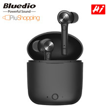 BLUEDIO® HI AURICOLARI BLUETOOTH 5.0 TWS SPORT WIRELESS MICROFONO IPHONE SAMSUNG