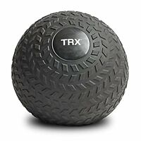 TRX Training Slam Ball, Easy-Grip Tread & Durable Rubber Shell, 20lbs TAXFREE